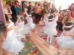 Świąteczny spektakl w przedszkolu