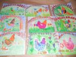 Wiosenna galeria 5-6-latków. Część I
