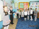 Intensywne życie kulturalne klas najmłodszych