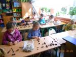 Jesienne dekoracje w szkole i przedszkolu