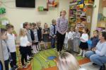 W przedszkolu przed świętami
