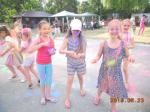 Festyn szkolny - Festiwal kolorów