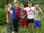 Turniej piłki nożnej o puchar dyr. OSiR