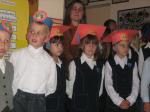 Ślubowanie klas najmłodszych 2008