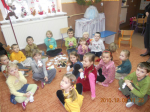 Przedszkole szykuje się do Świąt
