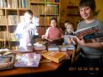 Kiermasz książek 2011'