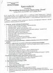 Sprawozdanie z działalności OSE